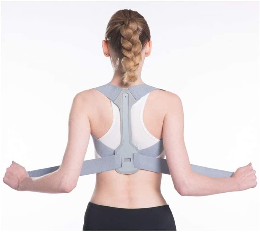 Posture Corrector for Women Men Comfortable Spinal Alignment Posture Support Adjustable Upper Posture Brace