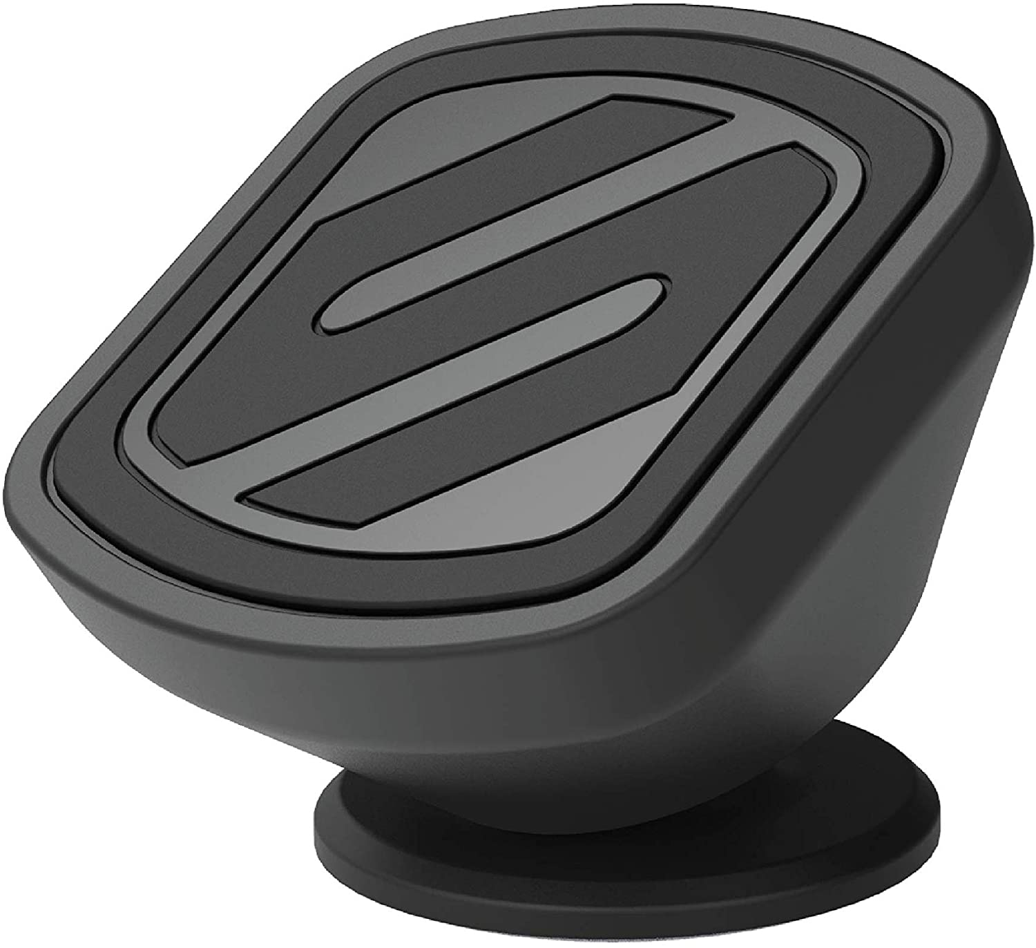 SCOSCHE MMSD-XCES0 MagicMount Select Magnetic Mini Vertical Dash Mount Holder for Mobile Devices, Black