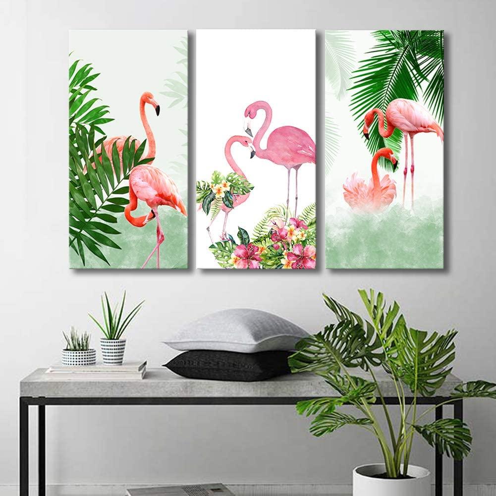 ARTLAND Canvas Prints Wall Art Decor for Living Room,3 Panels