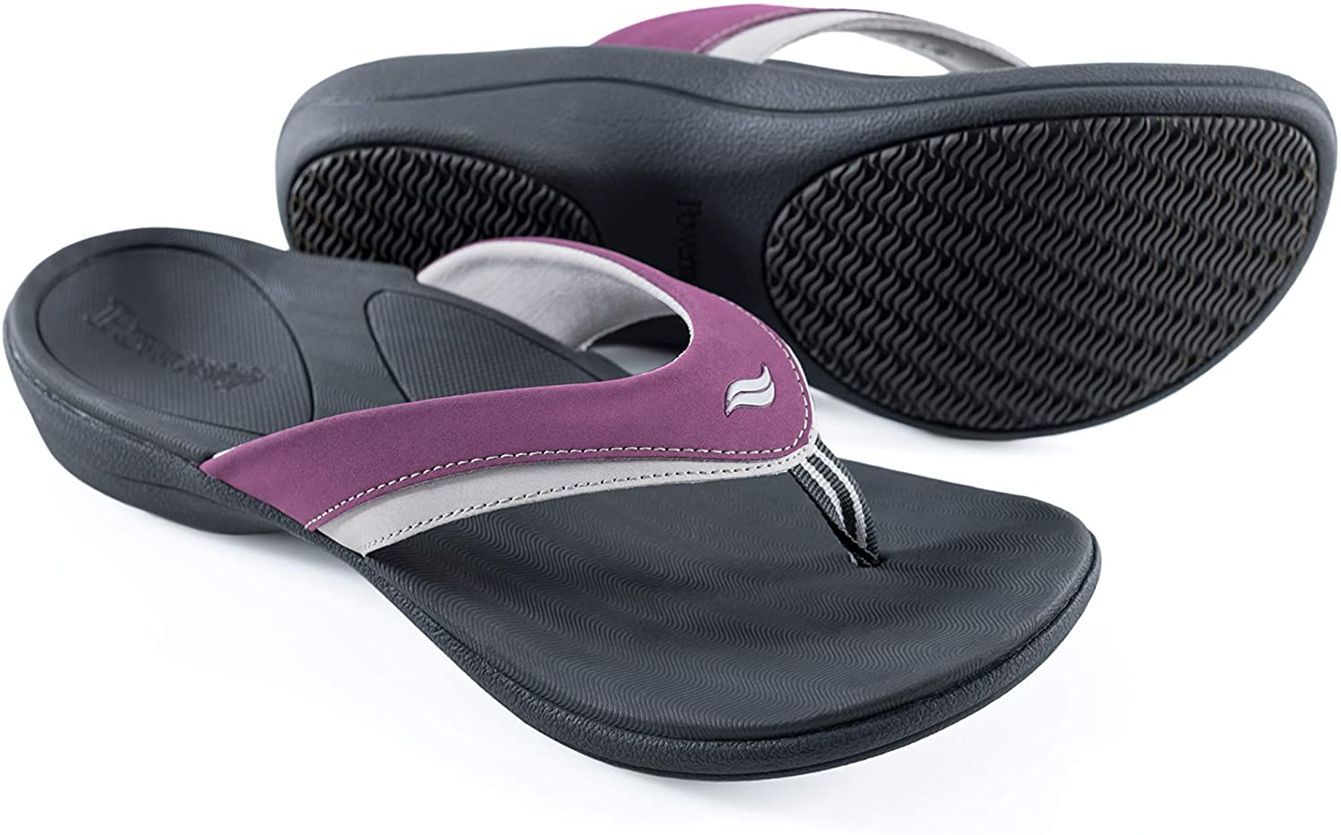 Powerstep Women's Fusion Sandals Flip-Flop