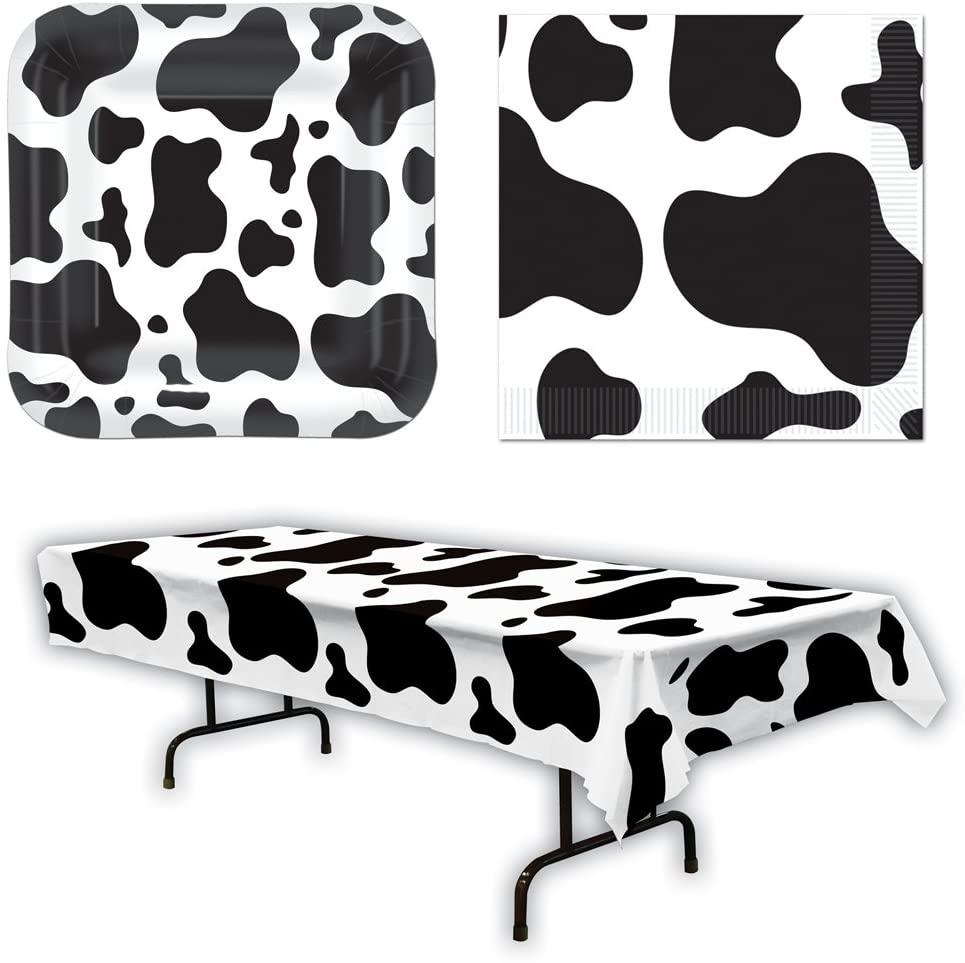 Qty 16 Cow Print 9