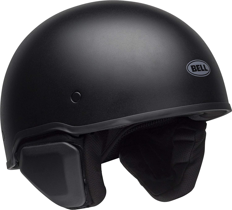 BELL Recon Cruiser Helmet - Asphalt Matte Black - Medium
