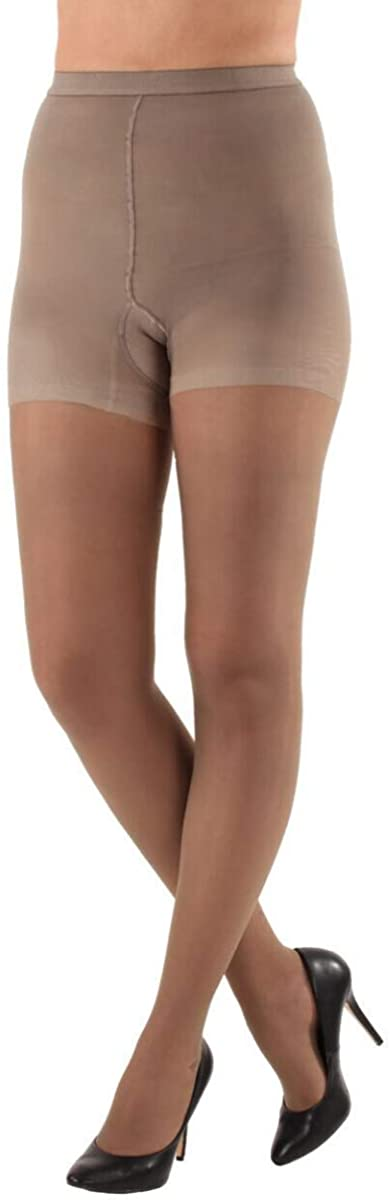 Absolute Support Women's Pantyhose Stocking   8-15mmHg   Taupe/X-Large