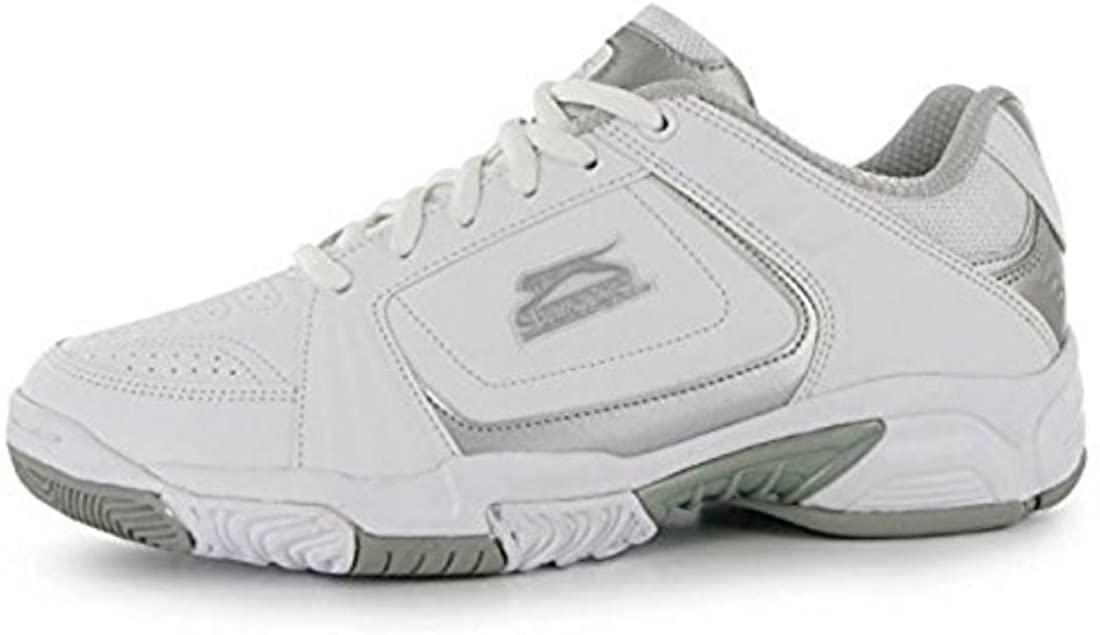 Slazenger Womens Tennis Shoes Ladies Sport Trainers