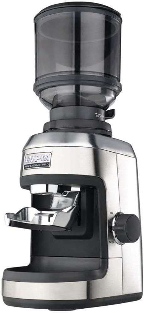 CGOLDENWALL ZD-17 Espress Grinder Electric Coffee Grinder Automatic Espresso Coffee Machine Conical Burr Coffee Bean Mill Coffee Maker (110V)