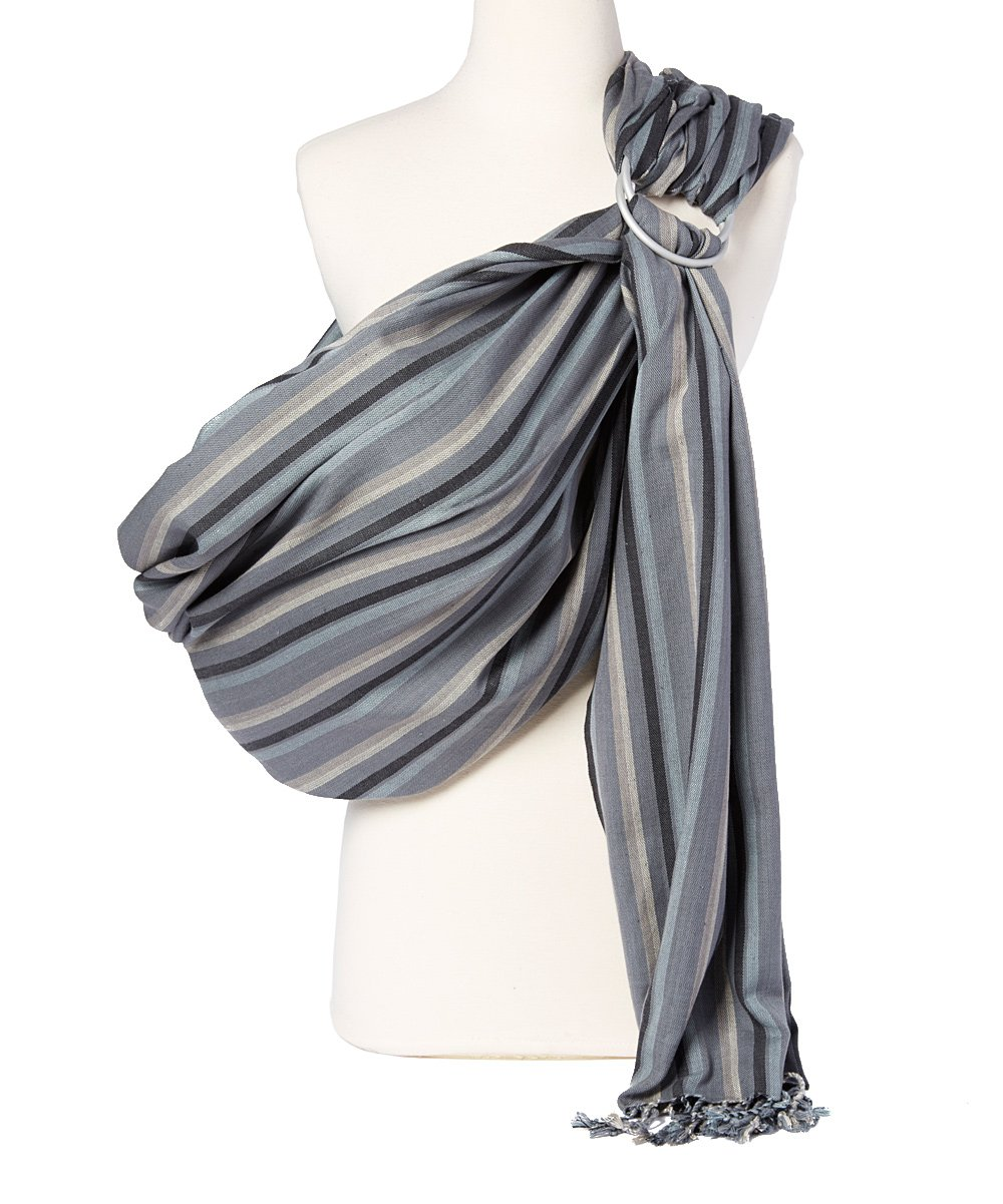 Hip Baby Wrap Ring Sling Baby Carrier for Infants and Toddlers (Rocky Mountain)