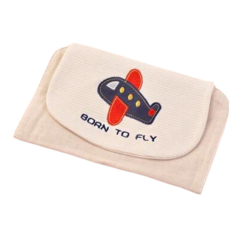Soft Cotton Baby Perspiration Wipes Towel Sweat Absorbent Towel, N
