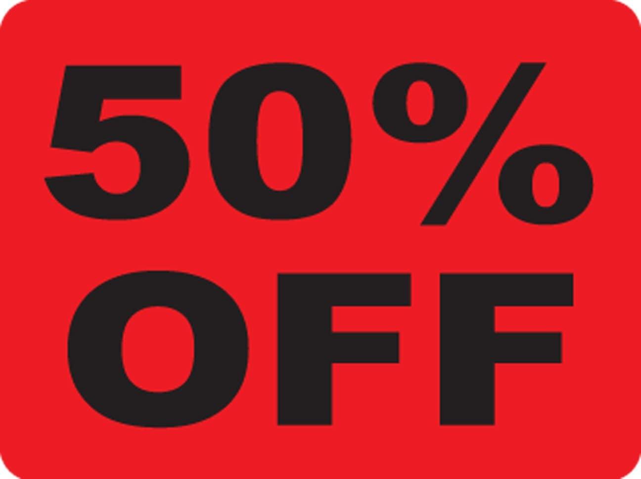 50% Off Labels. 5,000 Labels. PromoTouch Compatible