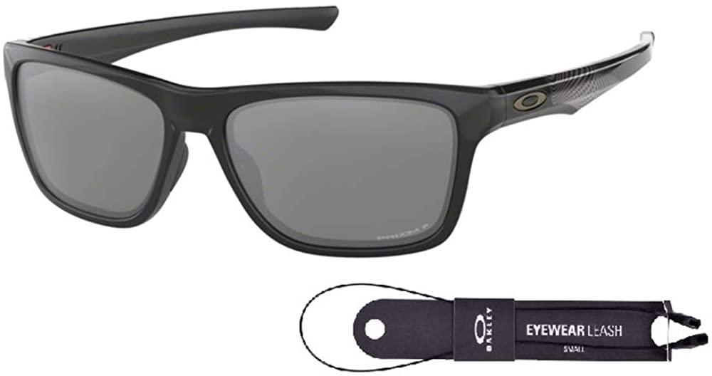 Oakley Holston OO9334 Sunglasses For Men+BUNDLE with Oakley Accessory Leash Kit