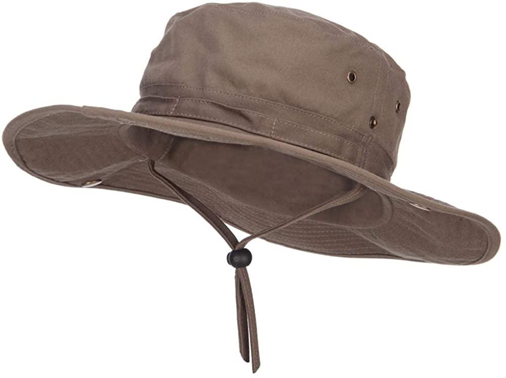 Men's Snap Brim Fishing Hat