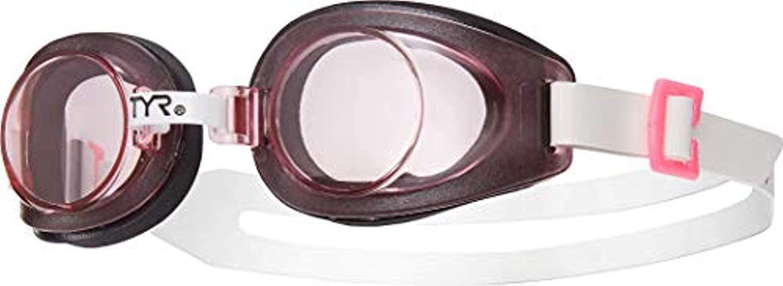 Swim Bundle: TYR Youth Foam Goggle & Swimming Earplugs