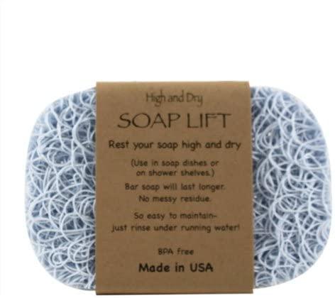 Seaside Soap Lift soap dish by Soap Lift