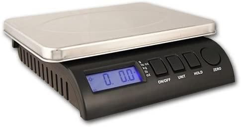 ZIEIS | 70 Lb. Capacity | Digital Kitchen Scale | BigTop 10