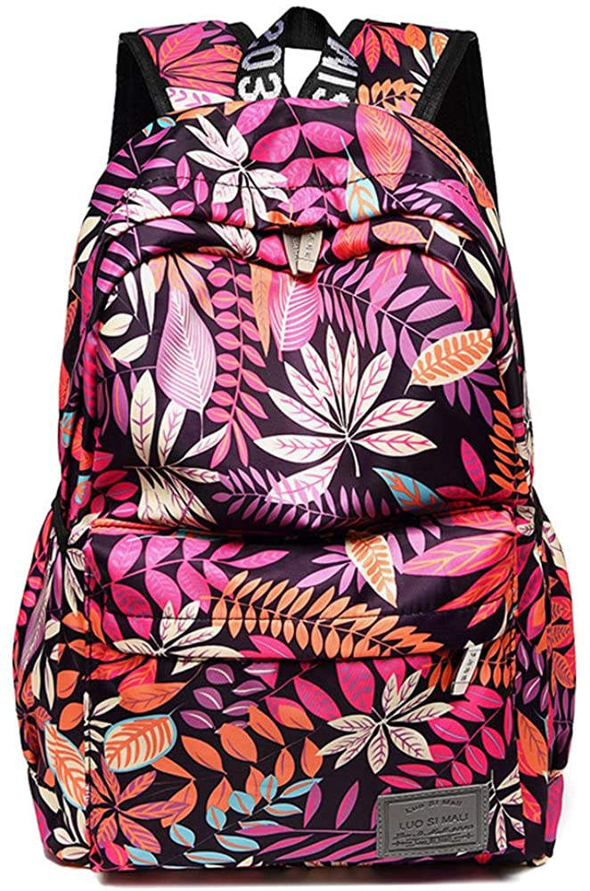 Fashion Backpack Purse for Women, School Bookbags, Cute Laptop Bag College Bookbag