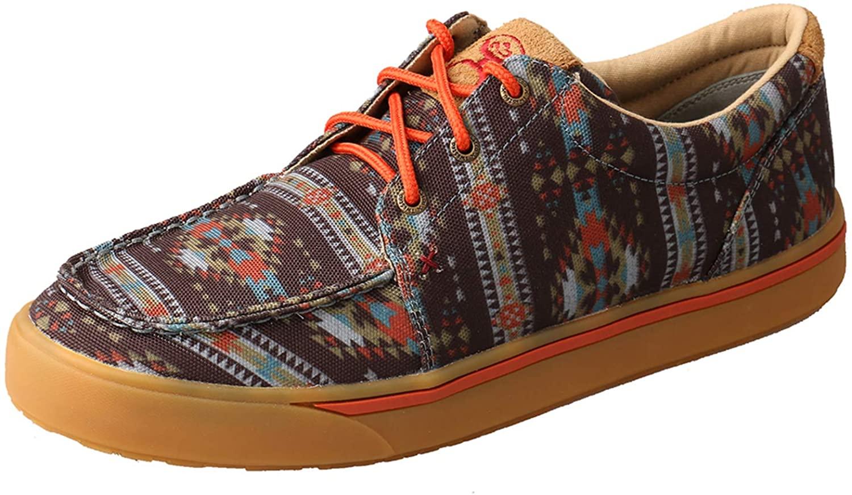 Twisted X Men's Hooey Loper Shoes Moc Toe - Mhyc020