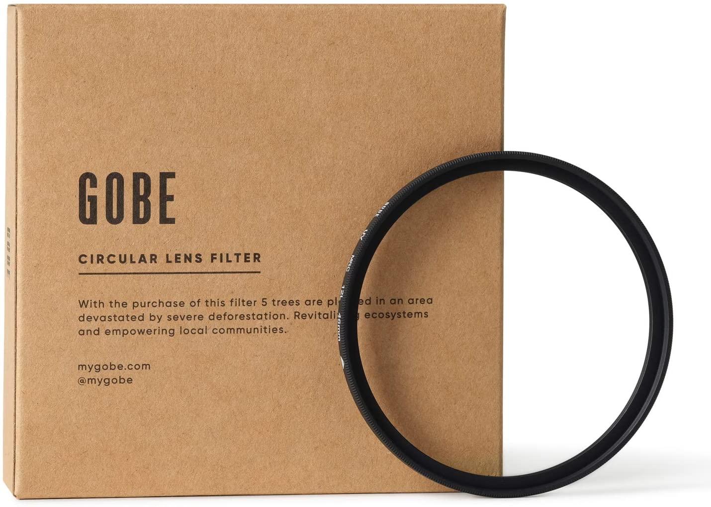 Gobe 46mm UV Lens Filter (1Peak)