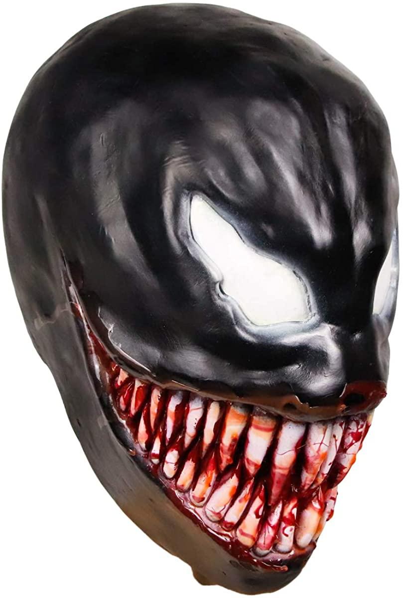 Waylike Mask Latex Costume Rubber Cosplay Costume for Novelty Halloween Mask