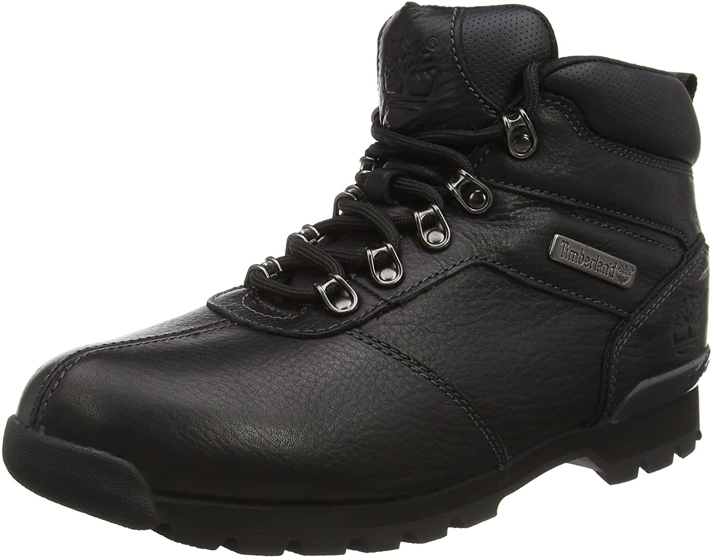 Timberland Mens Black Splitrock 2 Boots-UK 12.5