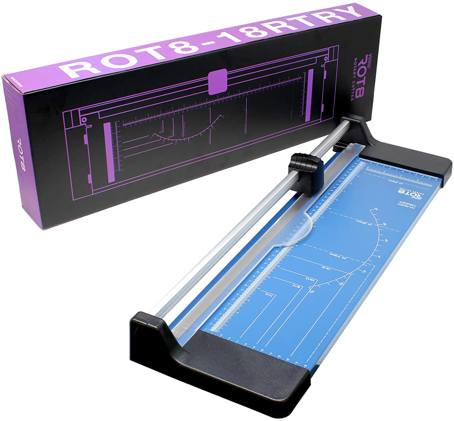 VViViD Paper Craft Cutter and Trimmer (Rot8 18