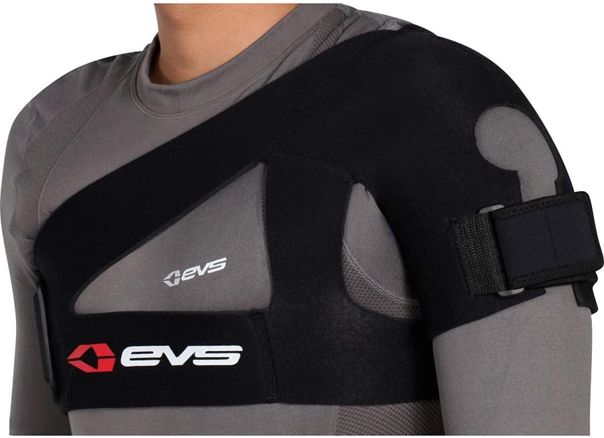 EVS Sports SB02BK-L SB02 Shoulder Support (Large)