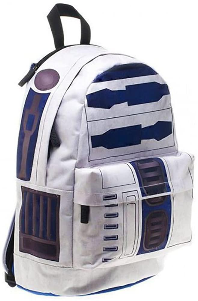 Bioworld Big Boys' Star Wars Suit Up R2D2 Backpack