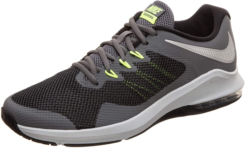 Nike Air Max Alpha Trainer Men's Training Shoe (Dark Grey, Numeric_11_Point_5)