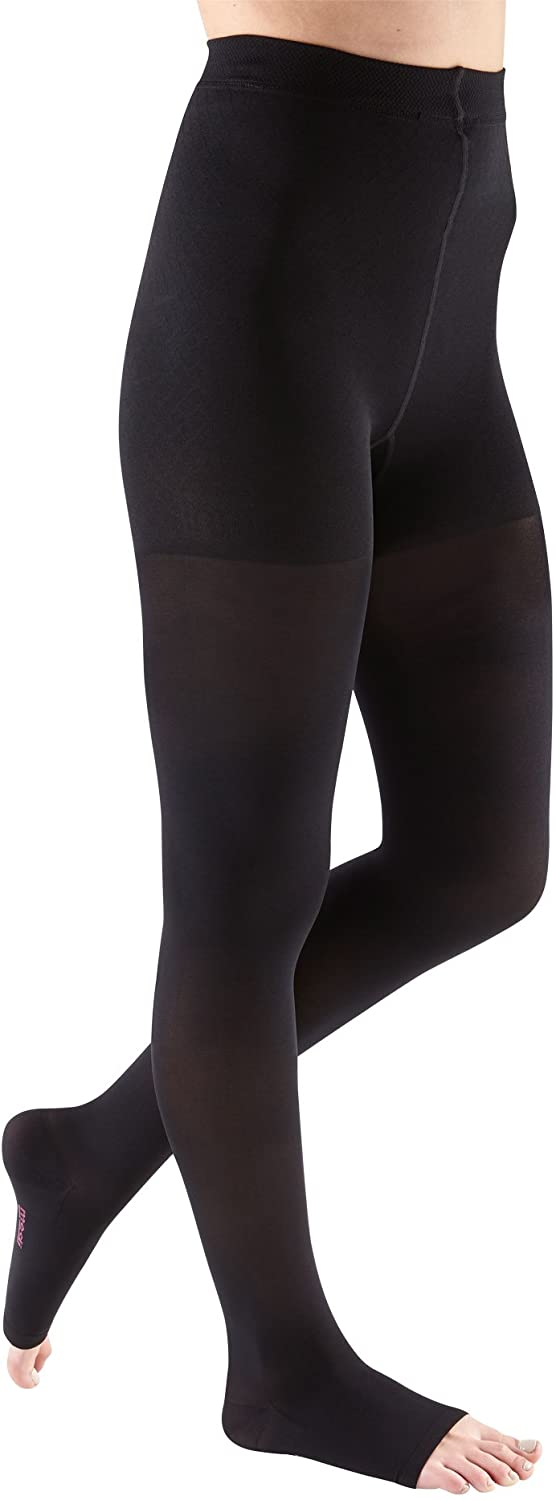 mediven Comfort, 20-30 mmHg, Compression Pantyhose, Open Toe