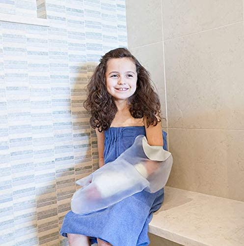 Seal-Tight Pediatric Freedom Cast Protector Waterproof Cast Cover Arm Cast and Bandage Cover