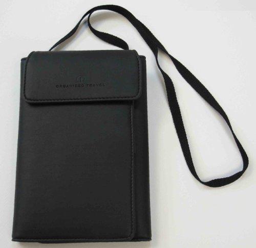 Travel Neck Wallet (black)