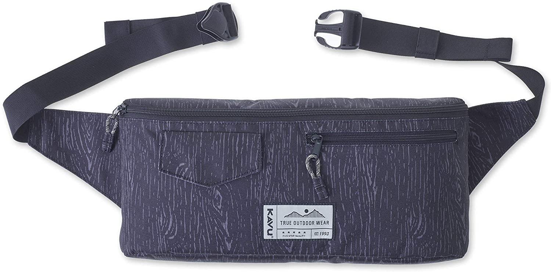 KAVU Kiyo Carryall Crossbody Belt Bag Fanny Pack