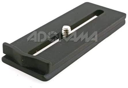Acratech 4 Long Arca Type Quick Release Plate for Lenses.