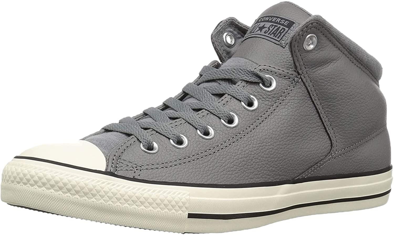 Converse Women's CTAS High Street Hi Mason/Black/Egret Sneaker