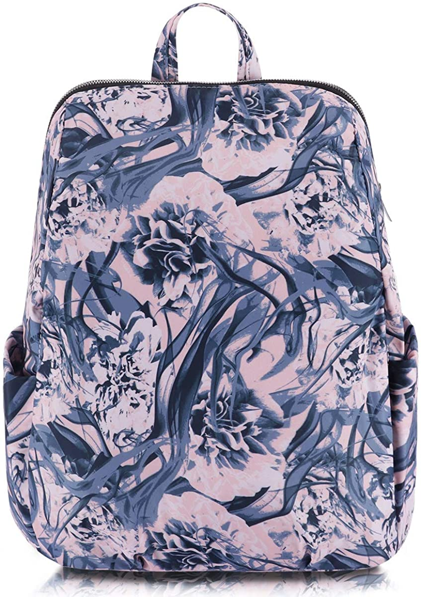 Small Backpack for Women Durable Polyester Mini Backpack for Young Girls Kids
