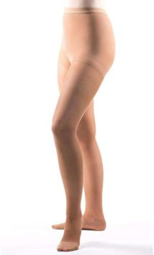 Allegro 20-30 mmHg Essential 33 Sheer Support Pantyhose (Fawn) X-Tall