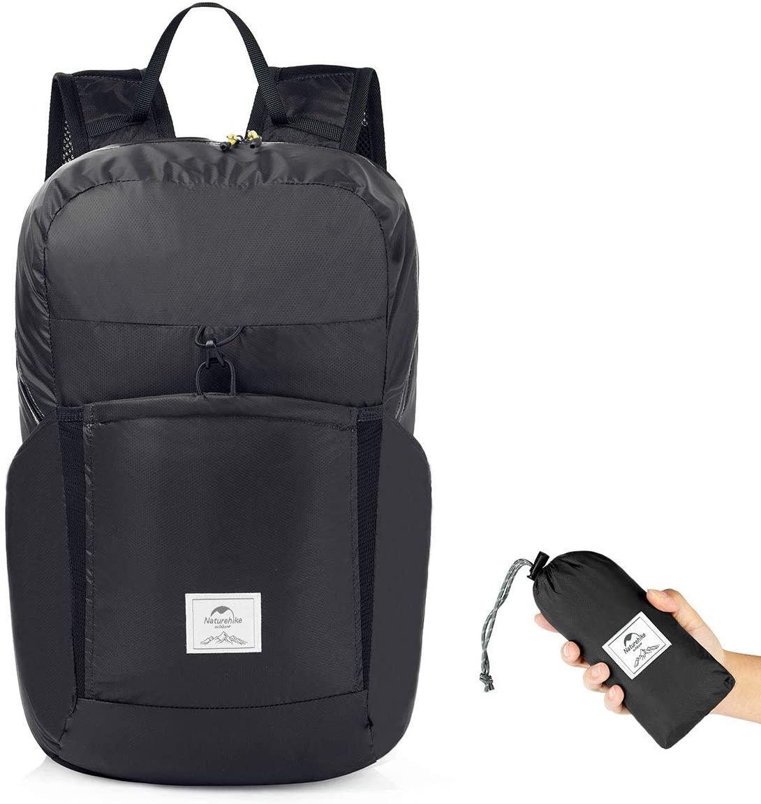 Naturehike 18L 25L Rainproof Ultralight Foldable Lightweight Packable Backpack