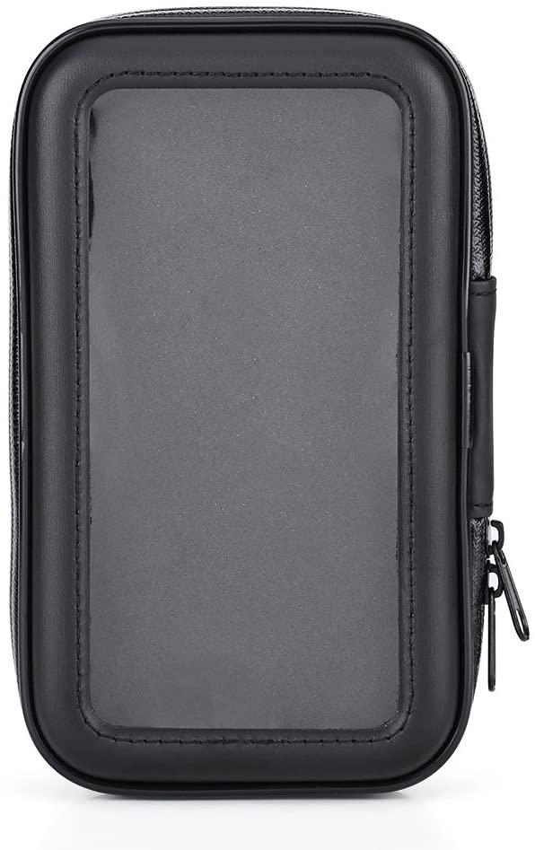 Motorcycle Phone Holder - Vobor Motorcycle Mount Holder Waterproof Phone Case Bag(XL)