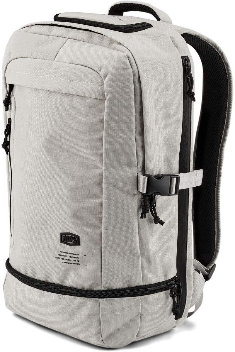 100% 2019 Transit Backpack (Warm Grey)