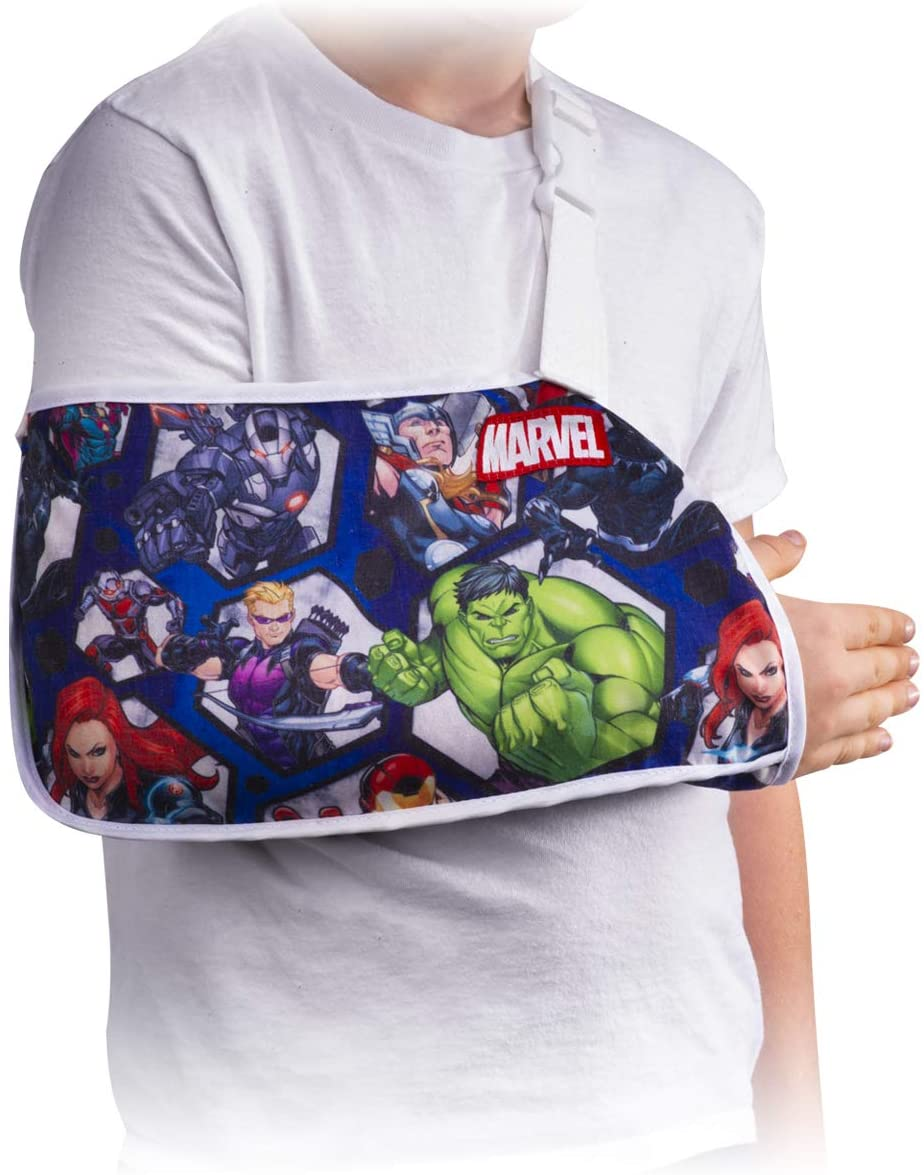 DonJoy® Advantage Youth Arm Sling Featuring Marvel - Avengers X-Small