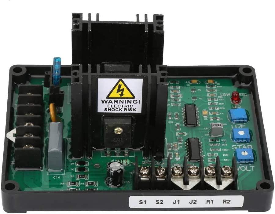 AC 220V GAVR-20A Voltage Regulator Intelligent Voltage Regulator Module 50Hz 60Hz Adjustable Voltage Regulator
