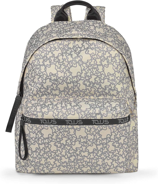 TOUS KM Sport Black Backpack