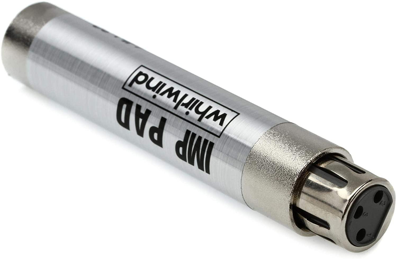 Whirlwind IMP PAD Microphone Attenuator (-30dB)