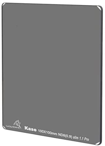 Kase Wolverine Slim 1.1mm Shockproof 100mm ND8 Filter Neutral Density 8 Stop Optical Glass 100 ND