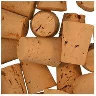WIDGETCO Size 4 Cork Stoppers, Standard