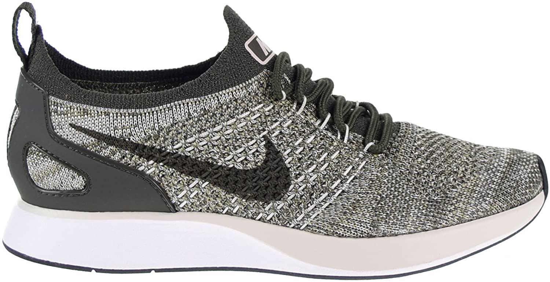 Nike Air Zoom Mariah Flyknit Racer Women's Running Shoes Cargo Khaki/Cargo Khaki aa0521-301 (12 B(M) US)