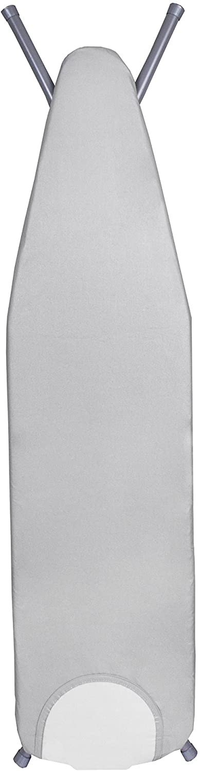 Ritz Professional Silicone Coated Standard 54-inch Drawstring Ironing Board Cover with Iron Rest