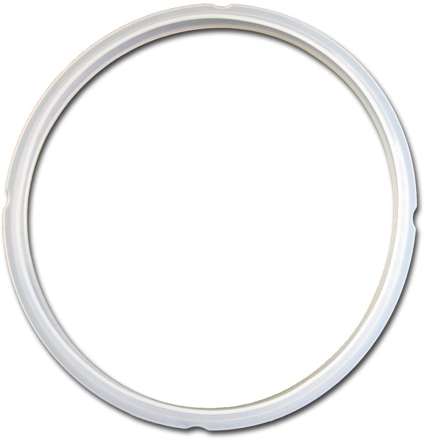 GJS Gourmet Replacement Pressure Ring or Rubber Gasket Compatible With CRUX 8 QT Electric Pressure Multi Cooker Model M-80B30BG and 14721 (1, 8 Quart)