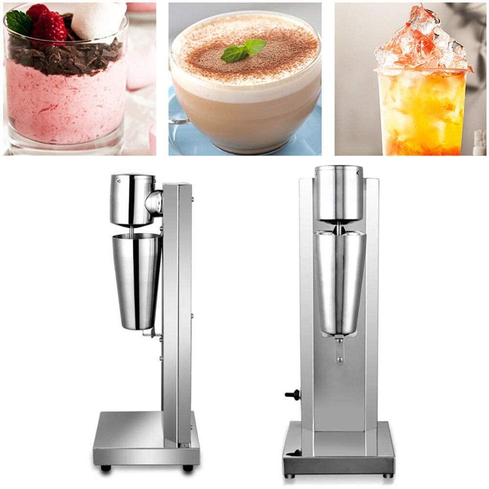 18000RMP Milkshake Machine Drink Mixer Commercial Milk Tea Shake Machine 110V CA/NJ SHIP (Single Head)
