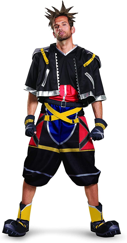 Disguise Mens Sora Deluxe Teen Costume Adult Costume