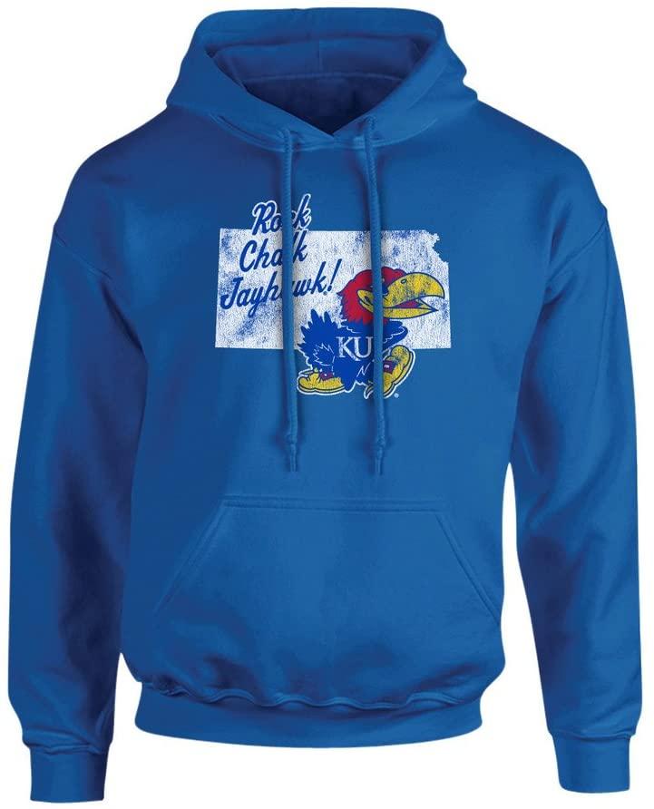 Elite Fan Shop NCAA Men's Hoodie Sweatshirt Team Vintage