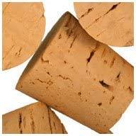 WIDGETCO Size 16 Cork Stoppers, XXXX Grade